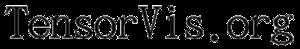 TensorVis.org